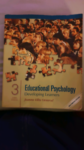 Multimedia Edition of Educational Psychology: Developing Learners Windsor Gardens Port Adelaide Area Preview