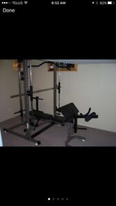 Full home gym need gone