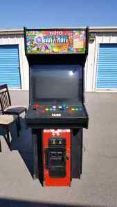 Neo Geo Bust-a-move Arcade cabinet