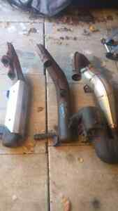 Polaris exhaust systems for sale