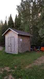 8x10 baby barn    shed