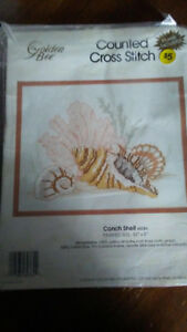 Counted Cross Stitch (New)