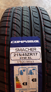"17"" BRAND NEW ALL SEASON TIRES, THE BEST VALUE FOR MONEY!!!"