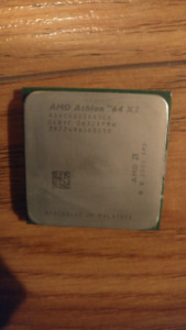 Cpu amd athlon 64 x2