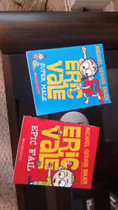 Eric Vale books first 2