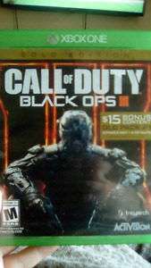 Call of Duty: Black Ops III (Gold Edition) for Xbox One