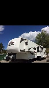 38' Fifth Wheel