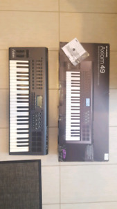 Axiom 49 key Midi Controller Keyboard Piano