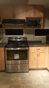 Basement for rent near UoM 4 bedroom 1400 sq ft furnished