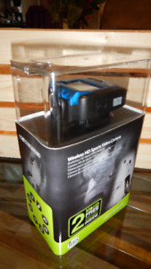 "ION ""The Game"" 1080P Wireless HD sports Video Camera! NEW"