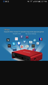 T95U PRO ANDROID TV BOXES 150.00+GST(includes mini keyboard)
