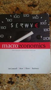 Macro Economics 13th Cdn Edition McConnell Brue Flynn Barbiero