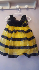 Baby Bumblebee Costume 6-9 month