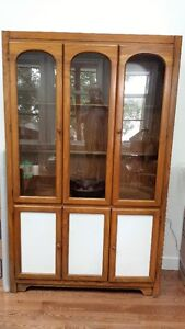 House of Breamore China Cabinet