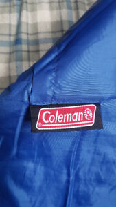 COLEMAN Winter / Cold Weather Sleeping Bag - Tall (Long)