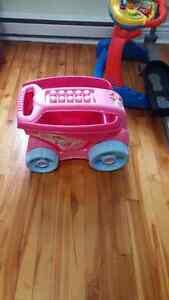 Camion pour les filles