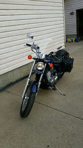 1988 Honda Shadow 600 VLX, Super Low Mileage!