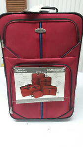Cambridge 5 pc luggage set