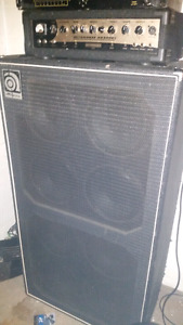 Bass rig for sale 700,obo