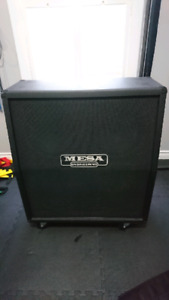 Mesa 4×12 slant cab with cover