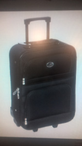 Jetstream 18 Inch Lightweight Luggage Softside Carry On