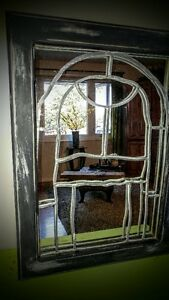 DISTRESSED ARTISTIC MIRROR!!!!!! London Ontario image 5
