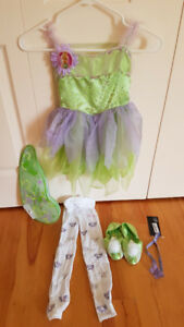 "Costume d'Halloween, 4-6X ""Tinkerbell"""