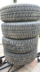 Winter tires for sale.