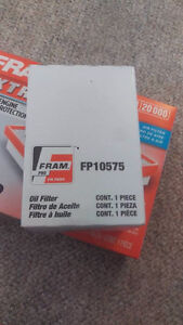 Ford Fusion Fram Pro Filter Excellent Quality