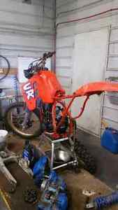 Looking to buy broken quads, dirt bikes, SxS exc..