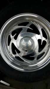 eagle alloy  16 inch chev rims