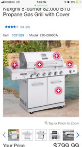 Barbeque in excellent condition