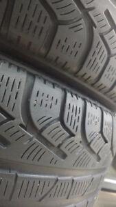 225/45r17 Pirelli Winter Sottozero Serie II
