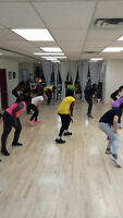 Join our fitness community: Downtown and Sud-Ouest area