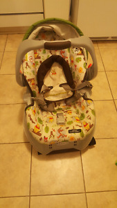 Graco classic connect car seat and stroller.