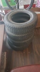 Nordica used winter tires
