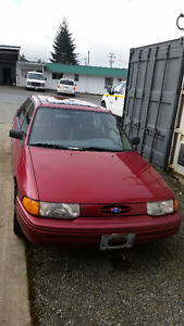 1995 Ford Escort LX Other