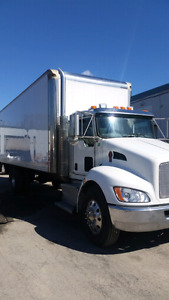 2016 Kenworth T370- 33000lbs gvwr-Lease take over $2069+HST