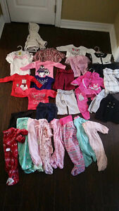 Girls 0-3 clothes