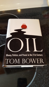 OIL by Tom Bower