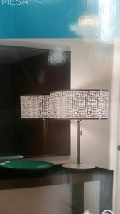 Brand new Table lamps $70 for both