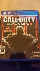mint condition 10/10  Bo3 for Ps4 Cambridge Kitchener Area image 1