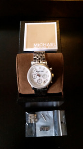 FS: Michael Kors watch. new battery.