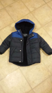 Size 2 toddler winter coat
