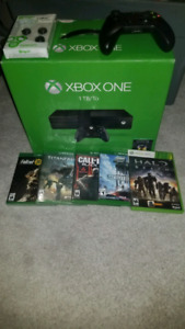 XBOX ONE 1TB ULTIMATE BUNDLE! WITH BONUS 1 MONTH XBOX LIVE