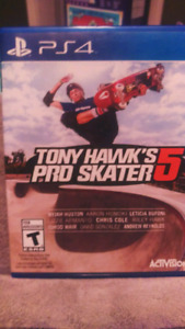 Tony Hawk Pro Skater 5 - PS4