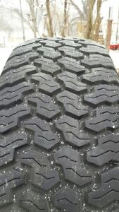 2 245x75x16 Terra Trac tires, like new, $80