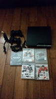 Playstation 3 250GB for sale (Slim) + 2 controllers