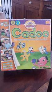 CADOO GAME (UNOPENED!)