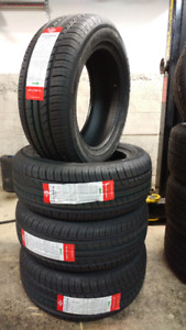 New 215/55R16 all season tires, $350 for 4